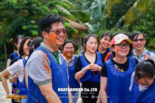 Teambuilding doanh nghiệp, Tour Doanh Nghiệp